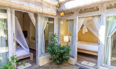 Les Villas Ottalia Gili Meno Bedrooms | Gili Meno, Lombok