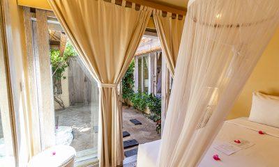 Les Villas Ottalia Gili Meno Bedroom Side | Gili Meno, Lombok