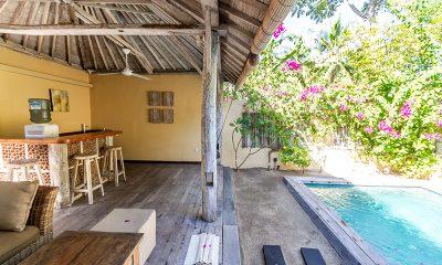 Les Villas Ottalia Gili Meno Kitchen Area | Gili Meno, Lombok