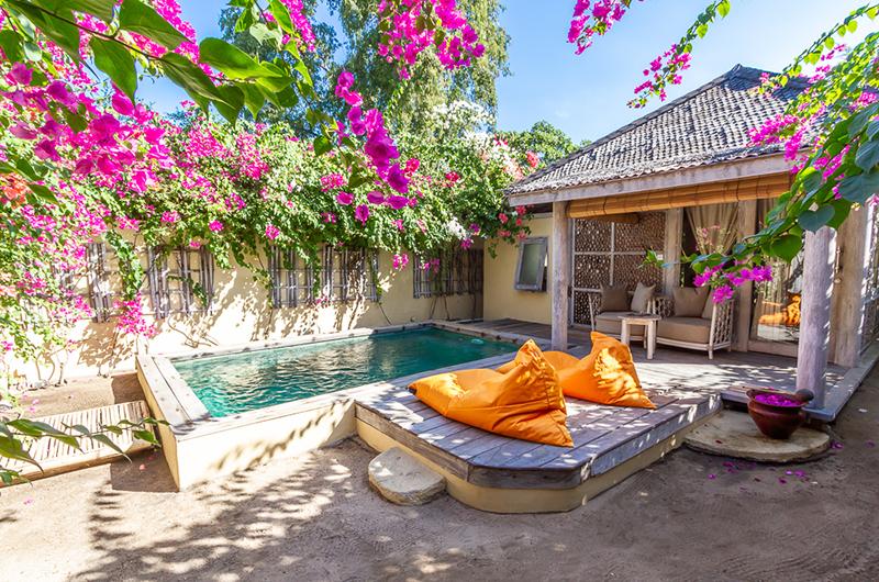 Les Villas Ottalia Gili Meno Bean Bags | Gili Meno, Lombok