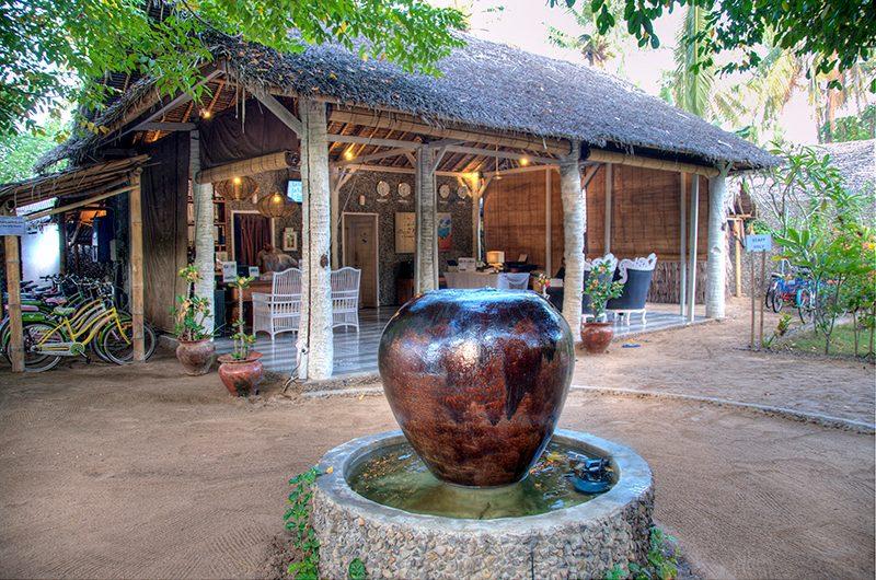 Les Villas Ottalia Gili Trawangan Front Yard | Gili Trawangan, Lombok