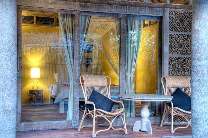 Les Villas Ottalia Gili Trawangan Outside Seating | Gili Trawangan, Lombok