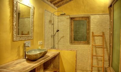 Les Villas Ottalia Gili Trawangan Bathroom with Shower | Gili Trawangan, Lombok