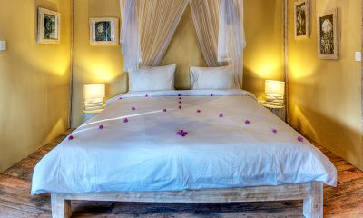 Les Villas Ottalia Gili Trawangan Bedroom Area | Gili Trawangan, Lombok