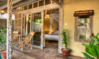 Les Villas Ottalia Gili Trawangan Seating | Gili Trawangan, Lombok