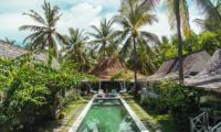 Palmeto Village Gardens and Pool | Gili Trawangan, Lombok