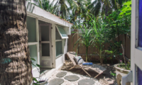 Palmeto Village Sun Bed | Gili Trawangan, Lombok