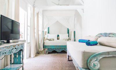 Palmeto Village Master Bedroom | Gili Trawangan, Lombok