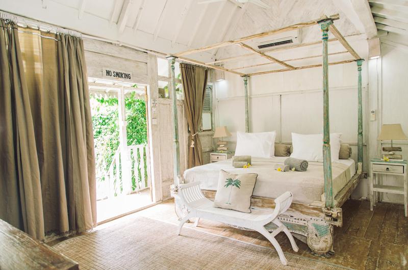 Palmeto Village Bedroom | Gili Trawangan, Lombok