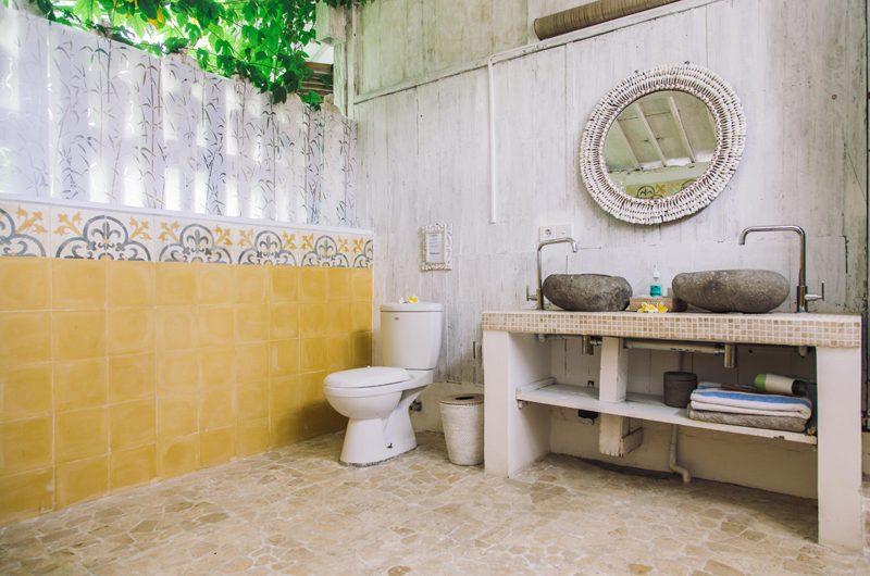 Palmeto Village En-suite Bathroom | Gili Trawangan, Lombok