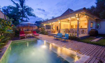Scallywags Swimming Pool | Lombok | Indonesia