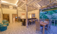 Scallywags Joglo Open Plan Dining Room | Lombok | Indonesia