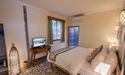 Scallywags Joglo Guest Bedroom | Lombok | Indonesia
