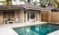 Sunset Palm Resort 1br Villa Swimming Pool | Lombok | Indonesia