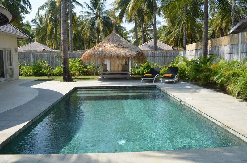 Sunset Palm Resort Super Deluxe 2br Villa Pool Bale | Lombok | Indonesia