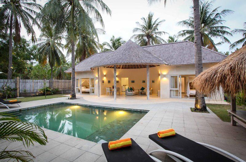 Sunset Palm Resort Super Deluxe 2br Villa Pool Side | Lombok | Indonesia