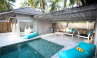 Sunset Palm Resort 2br Villa Pool Side | Lombok | Indonesia