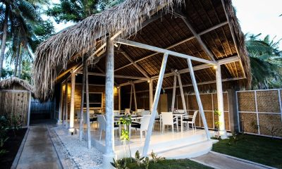 Sunset Palm Resort Restaurant | Lombok | Indonesia