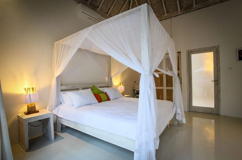 Sunset Palm Resort Super Deluxe 2br Villa Bedroom One | Lombok | Indonesia