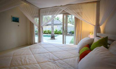 Sunset Palm Resort Super Deluxe 2br Villa Bedroom | Lombok | Indonesia