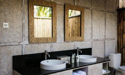 Sunset Palm Resort 2br Villa Bathroom | Lombok | Indonesia