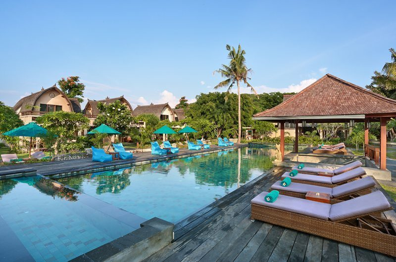 Vila Ombak Sun Deck | Gili Trawangan, Lombok