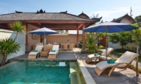 Vila Ombak Swimming Pool | Gili Trawangan, Lombok