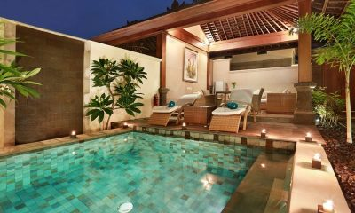 Vila Ombak Pool Side | Gili Trawangan, Lombok