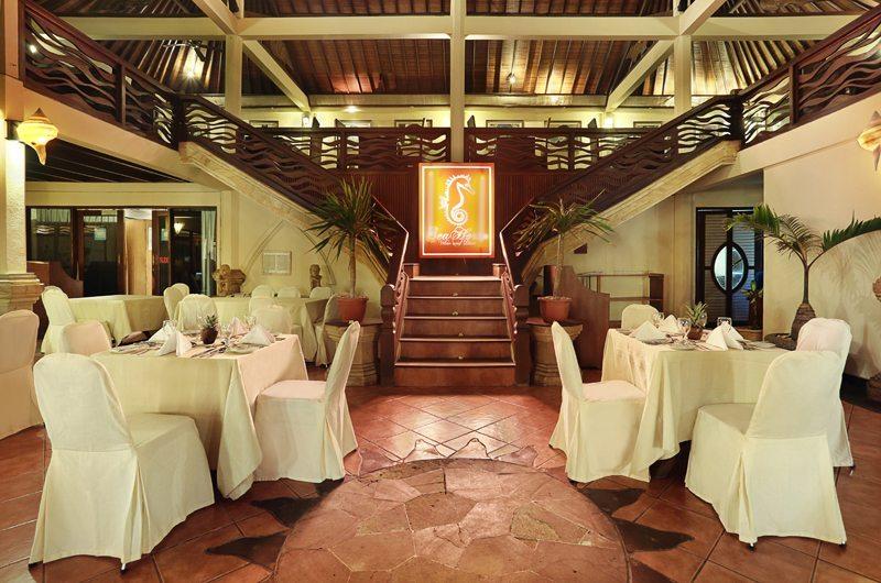 Vila Ombak Dining Area | Gili Trawangan, Lombok