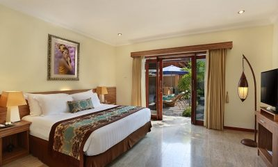 Vila Ombak Guest Bedroom | Gili Trawangan, Lombok