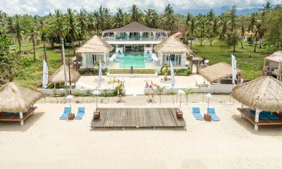 Villa Gili Bali Beach Gardens and Pool | Gili Trawangan, Lombok