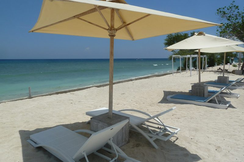 Villa Gili Bali Beach Beachfront | Gili Trawangan, Lombok