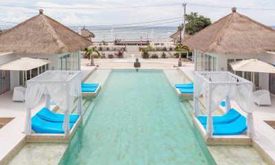 Villa Gili Bali Beach Swimming Pool | Gili Trawangan, Lombok