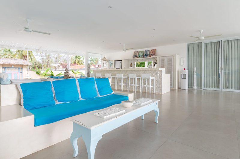 Villa Gili Bali Beach Bar Counter | Gili Trawangan, Lombok
