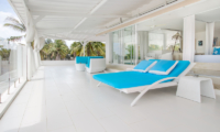 Villa Gili Bali Beach Lounge Area | Gili Trawangan, Lombok