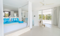 Villa Gili Bali Beach Bedroom View | Gili Trawangan, Lombok