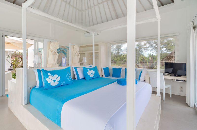 Villa Gili Bali Beach King Size Bed | Gili Trawangan, Lombok