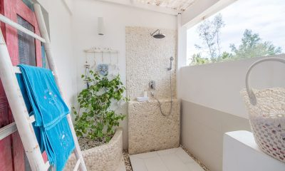Villa Gili Bali Beach En-suite Bathroom | Gili Trawangan, Lombok