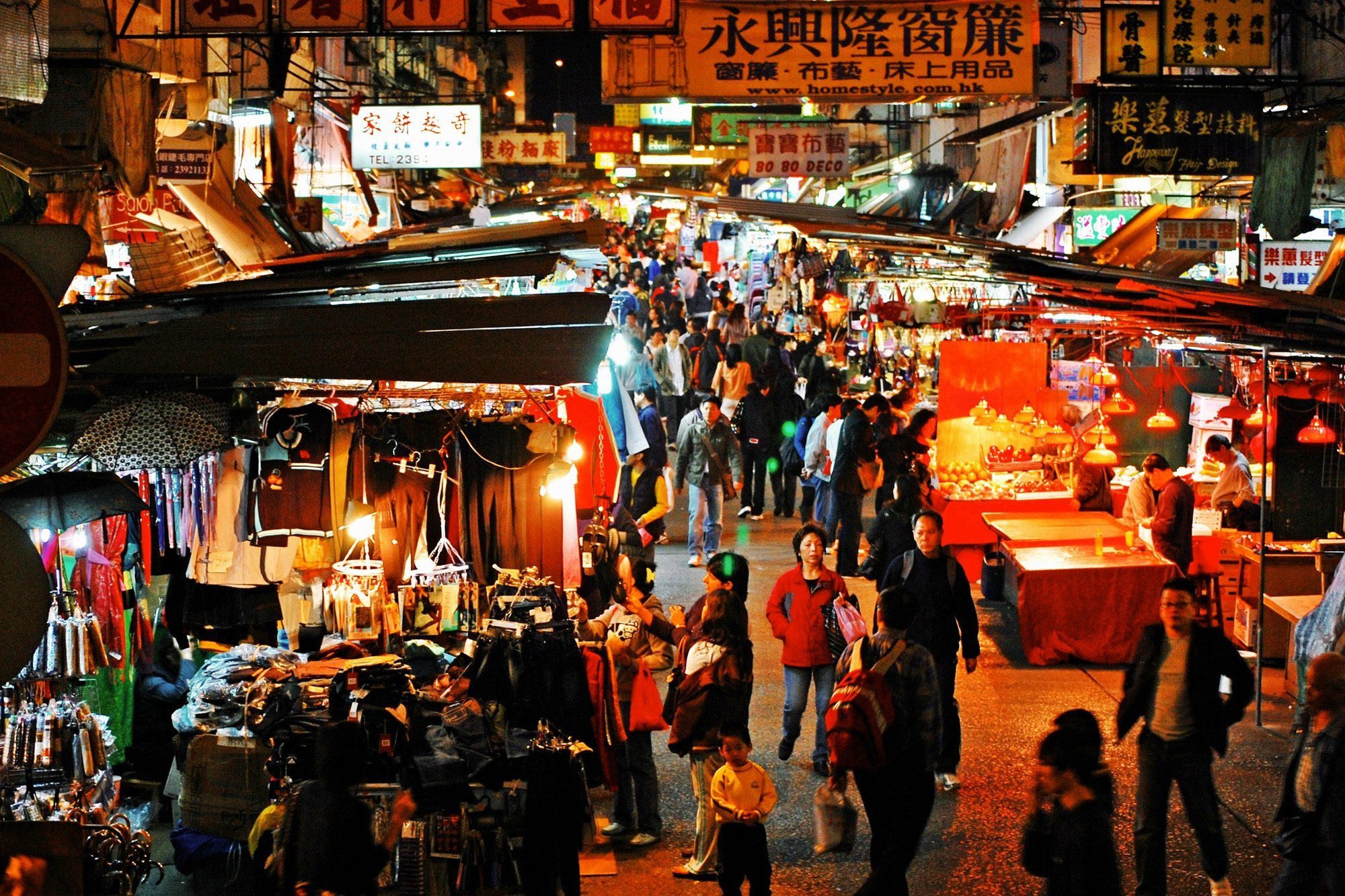 Top 5 Night Markets in Phuket