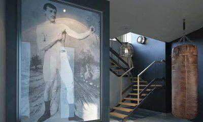 Millesime Staircase | Lower Hirafu, Niseko