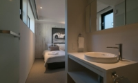 Millesime En-suite Bathroom | Lower Hirafu, Niseko