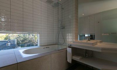 Millesime Bathroom | Lower Hirafu, Niseko