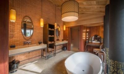Ani Villas En-suite Bathroom | Phang Nga, Thailand