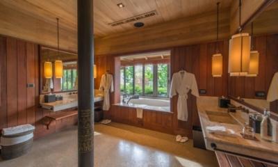 Ani Villas Master Bathroom | Phang Nga, Thailand