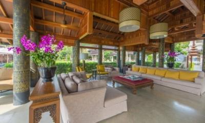 Ani Villas Living Pavilion | Phang Nga, Thailand