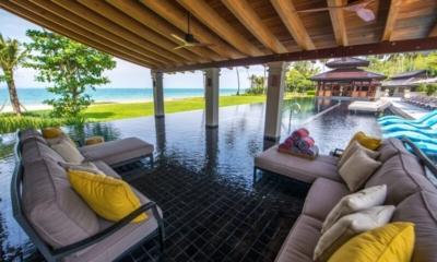Ani Villas Outdoor Lounge | Phang Nga, Thailand