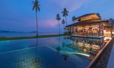 Ani Villas Infinity Pool | Phang Nga, Thailand
