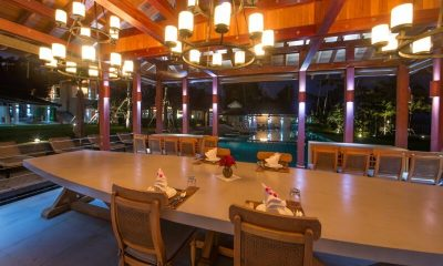 Ani Villas Dining Area | Phang Nga, Thailand