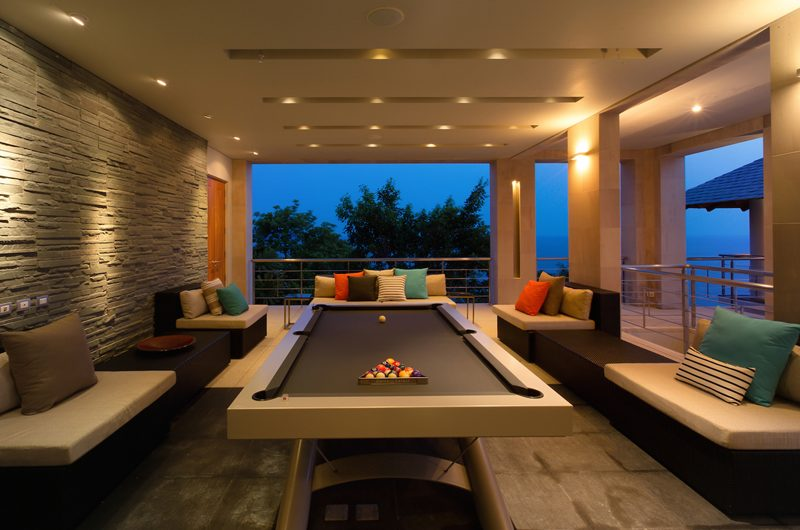 Baan Paa Talee Billiard Table | Kamala, Phuket