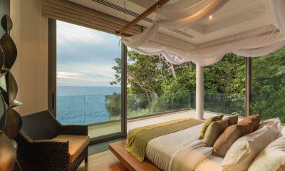 Baan Paa Talee Bedroom with Sea View | Kamala, Phuket